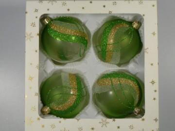 Vánoční ozdoba - koule 111 181 88-7 100-76