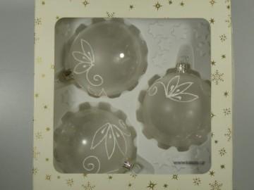 Vánoční ozdoba - koule 111 193 23-8 10010