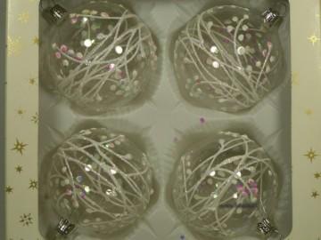 Vánoční ozdoba - koule 111 1a2 00-7 100
