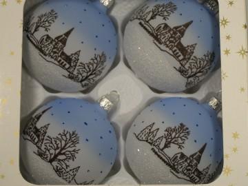 Vánoční ozdoba - koule 111 492 83-8 1a1+mb4