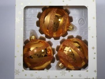 Vánoční ozdoba - koule 112 2a8 32-8 443-94