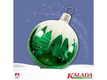 Vánoční ozdoba - koule 112 2d4 29-6 753