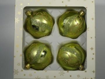 Vánoční ozdoba - koule 112 4g7 76-7 224-97