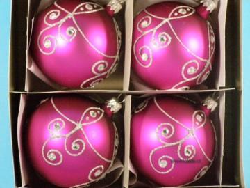 Vánoční ozdoba - koule - 14 011-8-564-100
