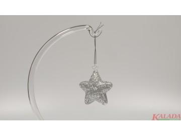 Vánoční ozdoba - Hvězda 15 856 stř