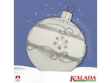 Vánoční ozdoba - koule 162 190 17-7 103