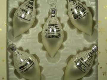Vánoční ozdoba - oliva 212 153 25-8-4 103