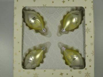 Vánoční ozdoba - oliva 212 491 57-8-4 1042