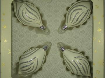 Vánoční ozdoba - oliva 212 491 96-8x4 1a1