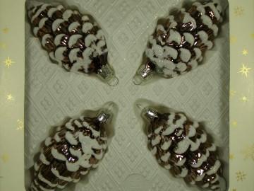 Vánoční ozdoba - 322 290 33-v 463