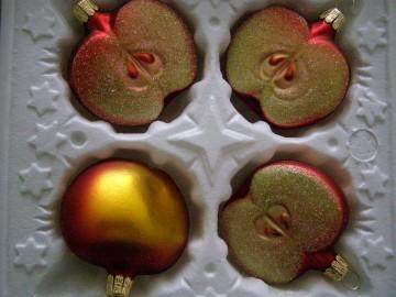 Vánoční ozdoba - 322 454 67-v 224