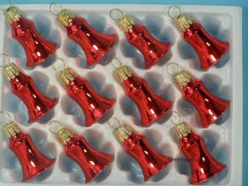 Vánoční ozdoba - zvonek 412 200 00-2-5 553