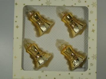 Vánoční ozdoba - zvonek 412 254 97-5-5 243