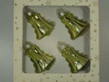 Vánoční ozdoba - zvonek 412 256 28-5-5 2239