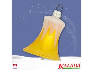 Vánoční ozdoba - zvonek 412 257 55-5,5 213