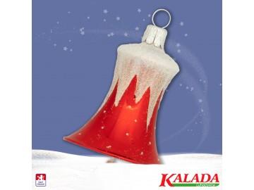 Vánoční ozdoba - zvonek 412 257 55-5,5 553
