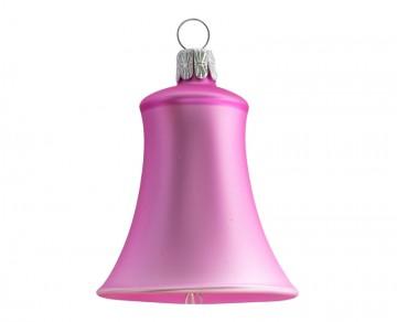 Vánoční zvonek lila, matný