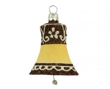 Vánoční zvonek vanilka, perník