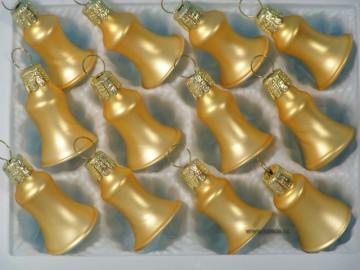 Vánoční ozdoba - zvonek 412 400 00-2-5 204