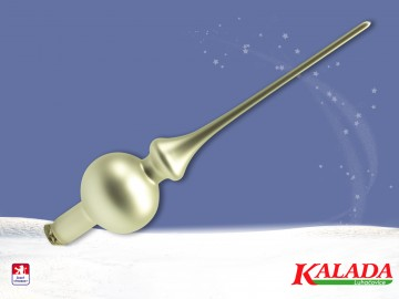 Vánoční ozdoba - špice 512 400 00-6 104