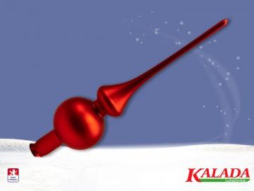 Vánoční ozdoba - špice 512 400 00-6 554