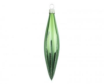 Vánoční raketa olivová, čáry