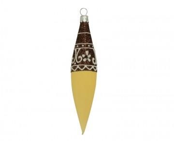 Vánoční raketa vanilka, perník