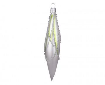 Vánoční raketa perleťová, plamínek