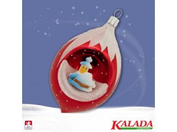 Vánoční ozdoba - 662 290 01-7 553