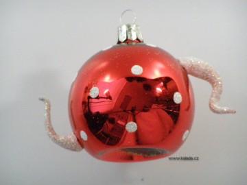 Vánoční ozdoba - 672 253 57-v 553