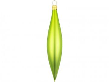 Vánoční raketa olivová, matná