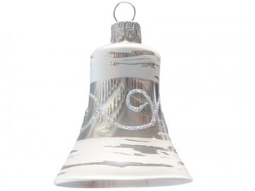 Vánoční zvonek perleťový, spirálka