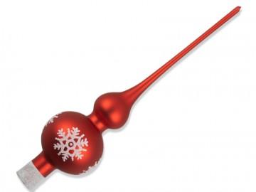 Vánoční špice červená