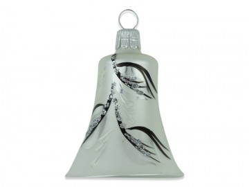 Vánoční zvonek perleťový, větvička