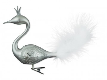 Skleněná labuť, perleťová