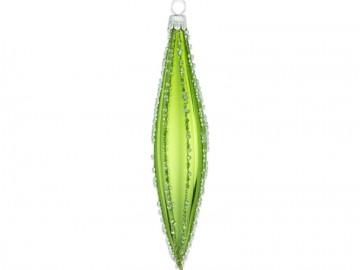 Vánoční raketa olivová, perličky