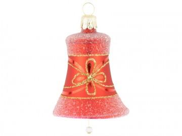 Vánoční zvonek červený, květ