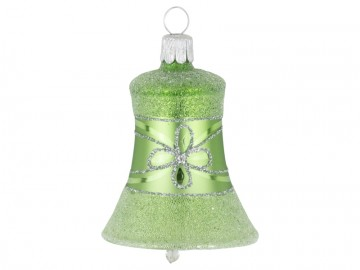 Vánoční zvonek olivový, květ