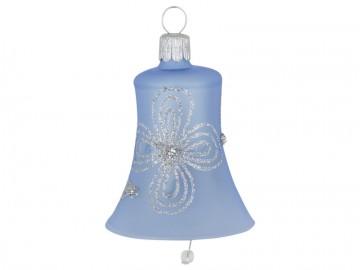 Vánoční zvonek bleděmodrý, kytky