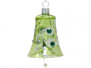 Vánoční zvonek olivový, kola