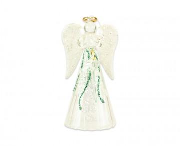 Skleněný anděl lahvový, malý