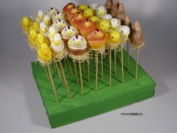 Velikonoční figurka - mix