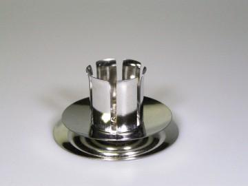 Stolní svícen stříbrný S52