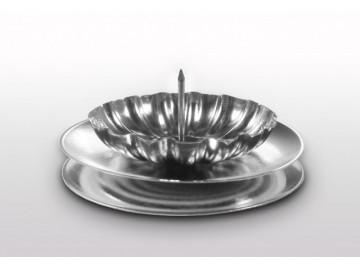 Stolní svícen stříbrný S18